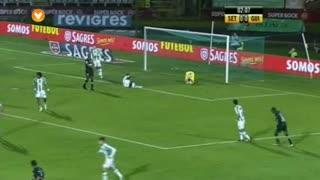 Vitória FC, Jogada, Jorge Luiz aos 2'