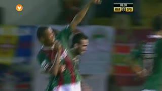 GOLO! Marítimo M., João Guilherme aos 87', Marítimo M. 1-1 Sporting CP