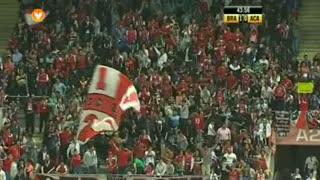 GOLO! SC Braga, Rúben Micael aos 44', SC Braga 1-0 A. Académica