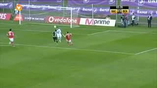 CD Nacional, Jogada, Diego Barcellos aos 3'