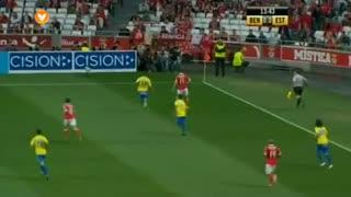 SL Benfica, Jogada, Cardozo aos 14'