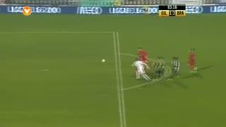 GOLO! SC Braga, Zé Luís aos 83', Gil Vicente FC 1-3 SC Braga