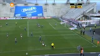 GOLO! Marítimo M., Hyun-Jun Suk aos 38', Marítimo M. 1-1 FC Porto
