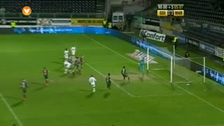 GOLO! Vitória SC, Amido Baldé aos 95', Vitória SC 1-1 Marítimo M.