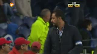 GOLO! FC Porto, Vítor Vinha (p.b.) aos 11', FC Porto 2-0 Gil Vicente FC