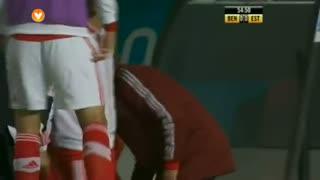 SL Benfica, Jogada, Maxi Pereira aos 54'