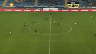Marítimo M., Jogada, Danilo Dias aos 75'