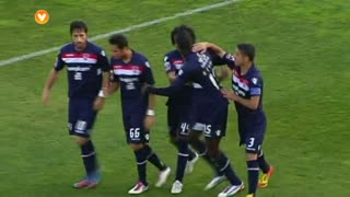 GOLO! Gil Vicente FC, Yero aos 4', SC Olhanense 0-1 Gil Vicente FC