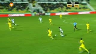 GOLO! Vitória SC, J. Barrientos aos 76', FC P.Ferreira 2-1 Vitória SC