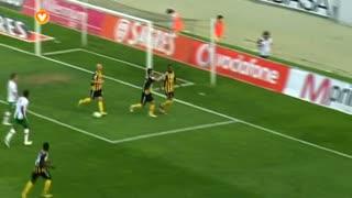 GOLO! Beira Mar, Javier Balboa aos 51', Beira Mar 3-2 Marítimo M.