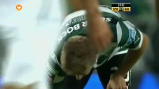 Sporting CP, Jogada, Adrien Silva aos 23'