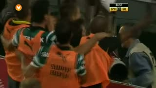 GOLO! Sporting CP, Wolfswinkel aos 85', Sporting CP 2-1 Gil Vicente FC