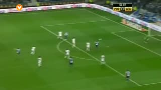 GOLO! FC Porto, João Moutinho aos 62', FC Porto 2-0 A. Académica