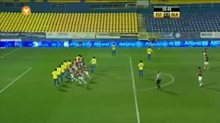 GOLO! SC Olhanense, Maurício aos 59', Estoril Praia 3-2 SC Olhanense