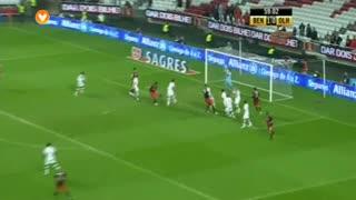 SL Benfica, Jogada, Garay aos 59'