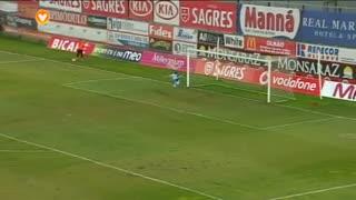 GOLO! Vitória FC, Paulo Tavares aos 80', SC Olhanense 0-1 Vitória FC