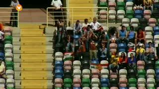GOLO! Marítimo M., Sami aos 2', Beira Mar 1-1 Marítimo M.