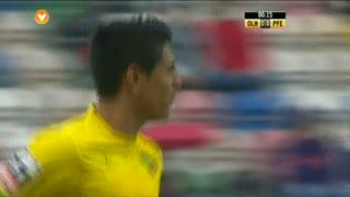 FC P.Ferreira, Jogada, Hurtado aos 1'