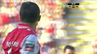 SC Braga, Jogada, Mossoró aos 43'