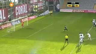 GOLO! CD Nacional, Claudemir aos 31', CD Nacional 1-1 Vitória SC