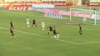 GOLO! Vitória FC, Meyong  aos 46', Vitória FC 3-0 Moreirense FC