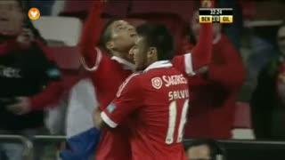 GOLO! SL Benfica, Melgarejo aos 33', SL Benfica 3-0 Gil Vicente FC