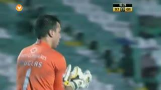 Vitória FC, Jogada, Jorginho Sousa aos 2'