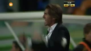 GOLO! Sporting CP, Capel aos 75', Sporting CP 1-1 Gil Vicente FC