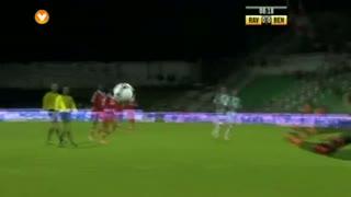 SL Benfica, Jogada, Cardozo aos 8'