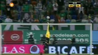 Sporting CP, Jogada, M. Rojo aos 58'