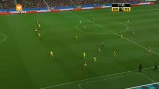 SL Benfica, Jogada, Cardozo aos 38'