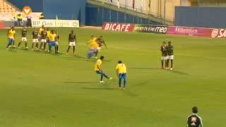 GOLO! Estoril Praia, Luís Leal aos 37', Estoril Praia 2-0 Marítimo M.