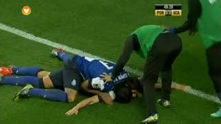 GOLO! FC Porto, James Rodríguez aos 49', FC Porto 1-0 A. Académica