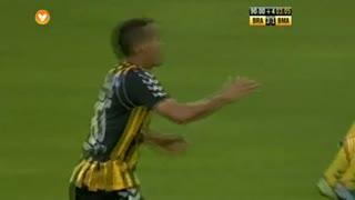 GOLO! Beira Mar, Nildo Petrolina aos 94', SC Braga 3-1 Beira Mar