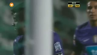 FC Porto, Jogada, Alex Sandro aos 9'