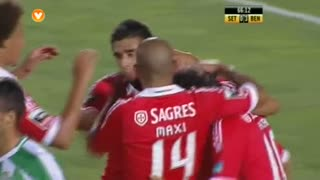 GOLO! SL Benfica, Nolito aos 66', Vitória FC 0-4 SL Benfica