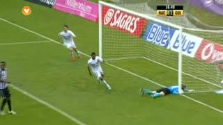 GOLO! Vitória SC, Amido Baldé aos 17', CD Nacional 0-1 Vitória SC