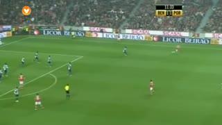 SL Benfica, Jogada, Lima aos 11'
