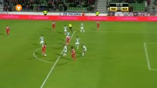 SL Benfica, Jogada, Cardozo aos 22'