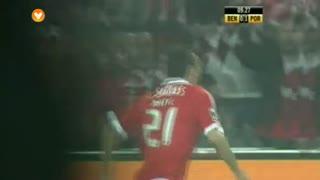 GOLO! SL Benfica, Matic aos 10', SL Benfica 1-1 FC Porto