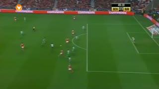 GOLO! SL Benfica, Lima aos 48', SL Benfica 4-0 Rio Ave FC