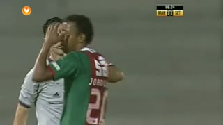 Marítimo M., Jogada, João Luiz aos 65'
