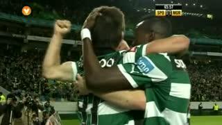 GOLO! Sporting CP, Wolfswinkel aos 66', Sporting CP 2-1 Moreirense FC
