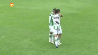 GOLO! Vitória FC,  aos 85', CD Nacional 2-2 Vitória FC