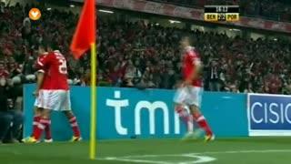 GOLO! SL Benfica, Gaitán aos 16', SL Benfica 2-2 FC Porto