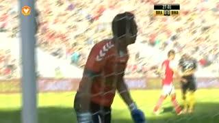 GOLO! SC Braga, Rúben Micael aos 27', SC Braga 1-0 Beira Mar