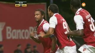 GOLO! SC Braga, Alan aos 27', SC Braga 1-1 Sporting CP