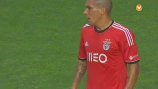 SL Benfica, Jogada, Maxi aos 22'