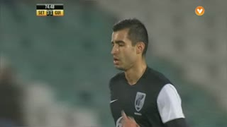 GOLO! Vitória SC, Crivellaro aos 75', Vitória FC 3-1 Vitória SC