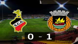 Liga (12.ª Jornada): Resumo Olhanense 0-1 Rio Ave